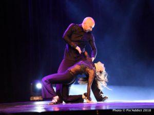 Soirée west coast swing avec Amandine-Lionel