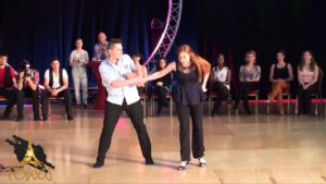 Stage West coast swing avec Clémence et Thibault Ramirez