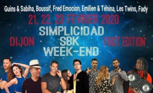 Week-end SBK (salsa-bachata-kizomba)